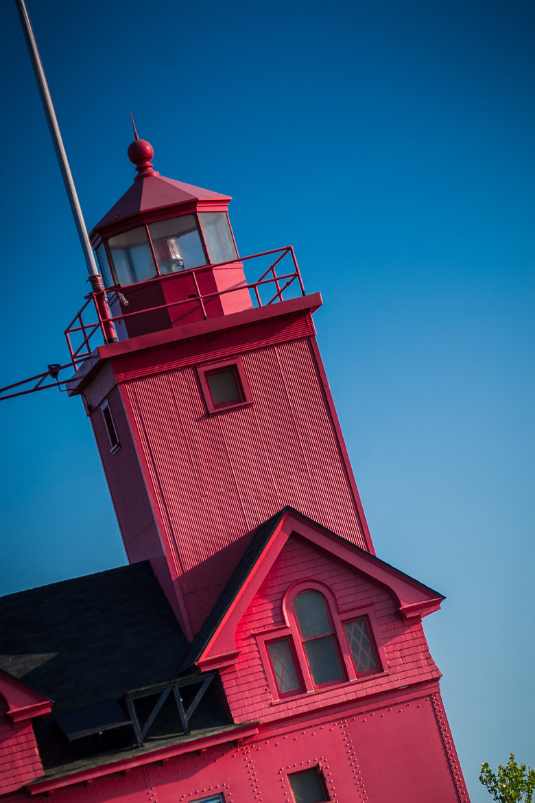 Photograph Holland State Park Lighthouse by Christopher Gaines on 500px