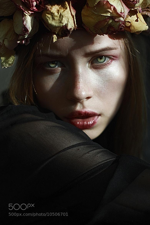 Photograph She by Anastasia Galaktionova on 500px