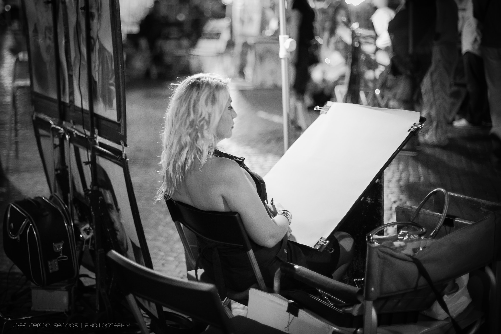 Photograph Waiting for the inspiration by Jose Ramon Santos Mosquera on 500px