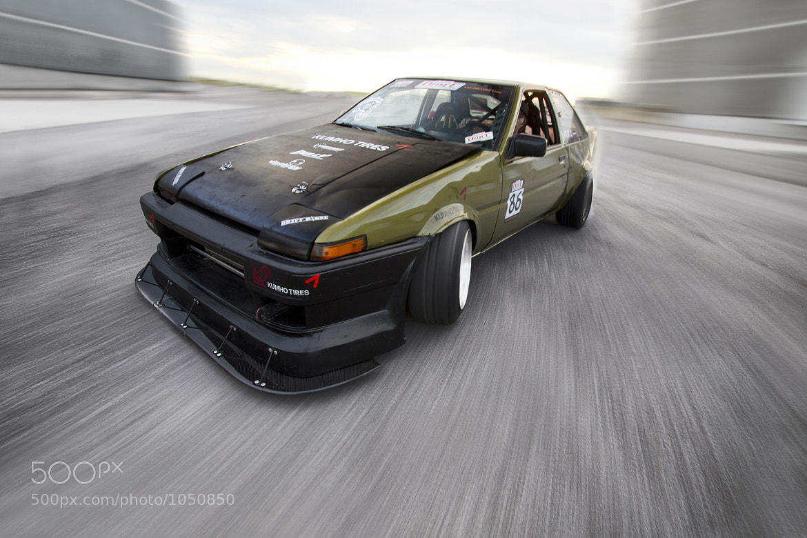 Photograph DMCC AE86 Drift car by Ste Ho on 500px