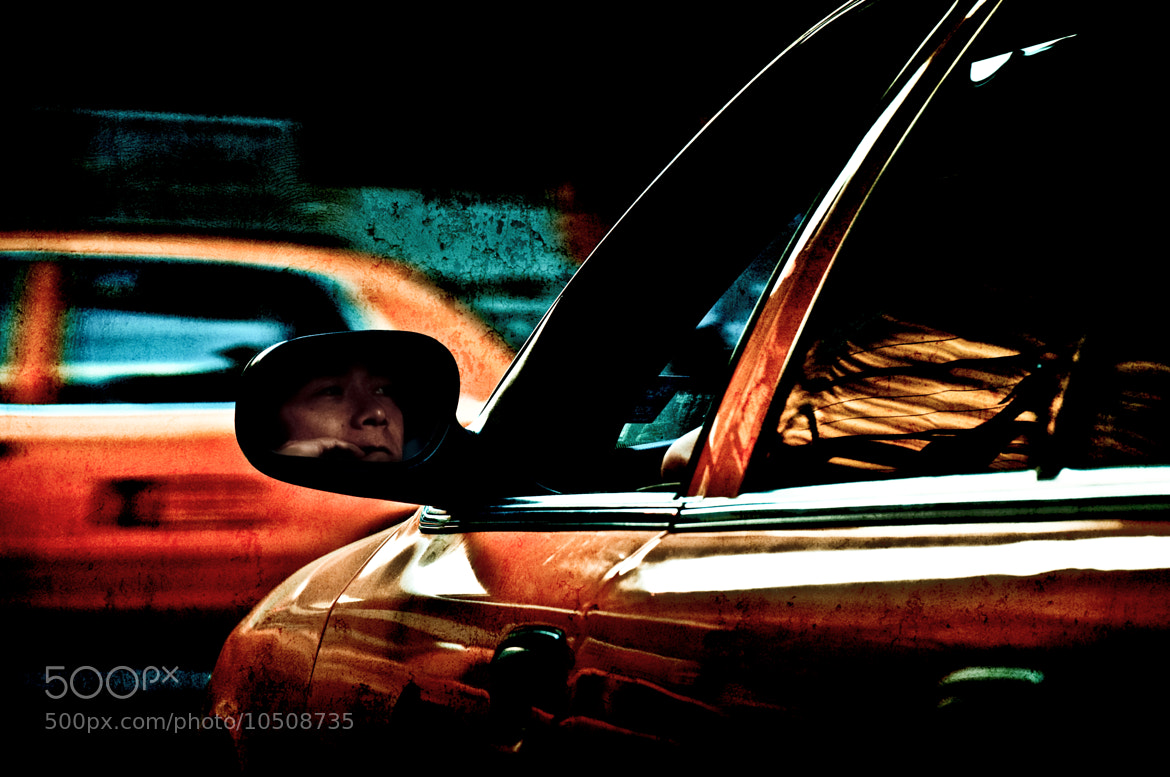Photograph Taxi driver by Fab William Alexander on 500px