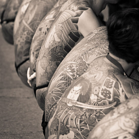 Irezumi tattoo by Craig Ferguson (cfimages)) on 500px.com