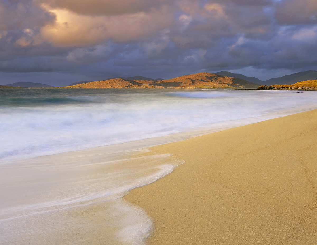 Photograph Harris Gold by Ian Cameron on 500px