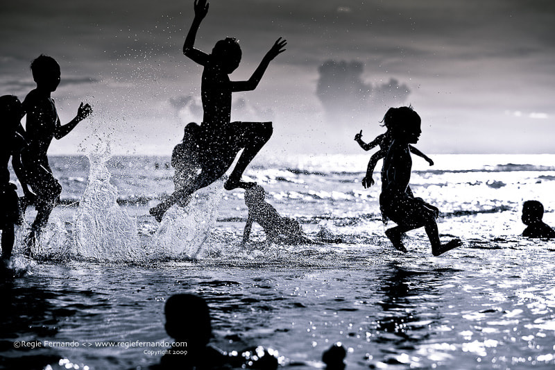 Photograph Let the kids play by Regie Fernando on 500px