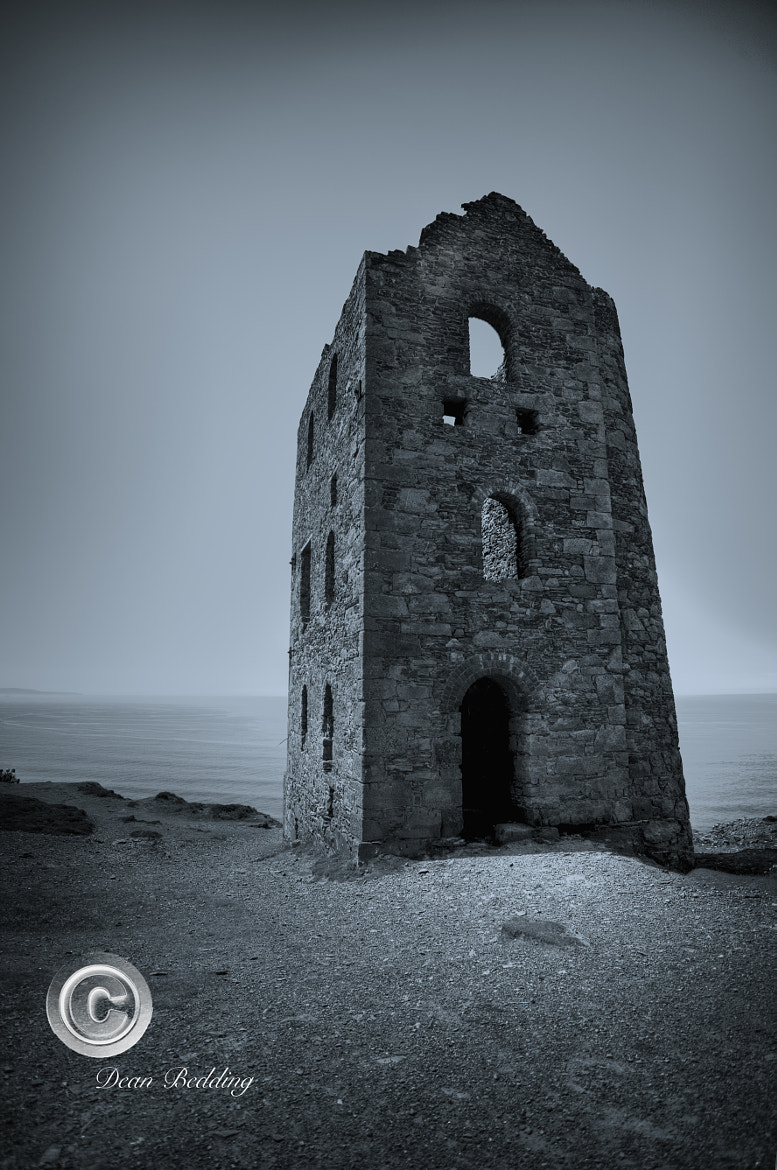 Photograph St Agnes tin mines by Dean Bedding on 500px