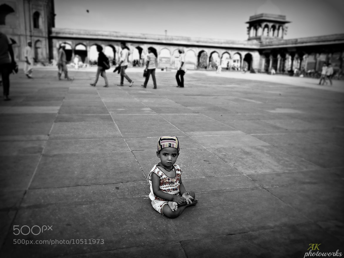 Photograph Child always look sweet by Akash Rathi on 500px