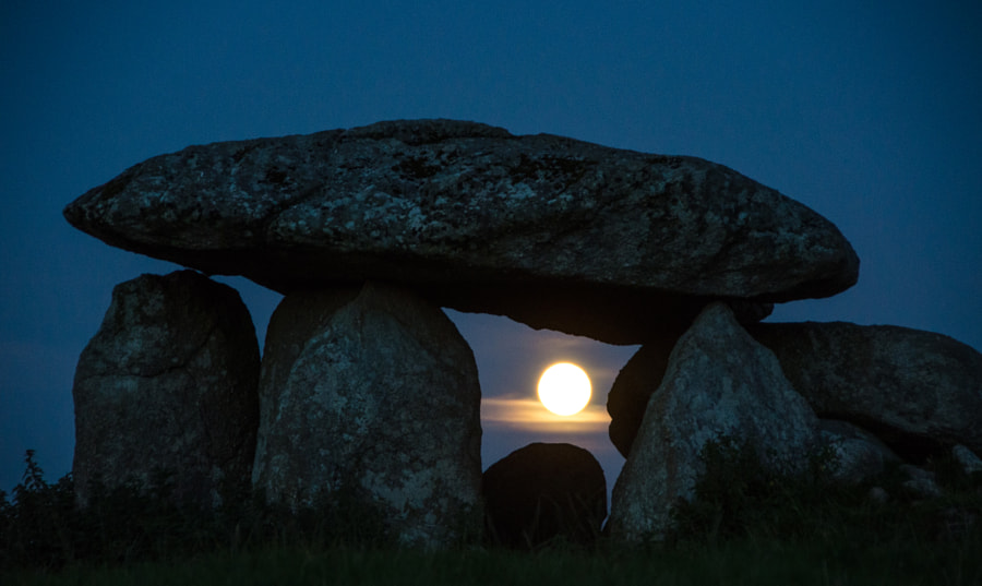 Portal Moon by Fergal Gleeson on 500px.com