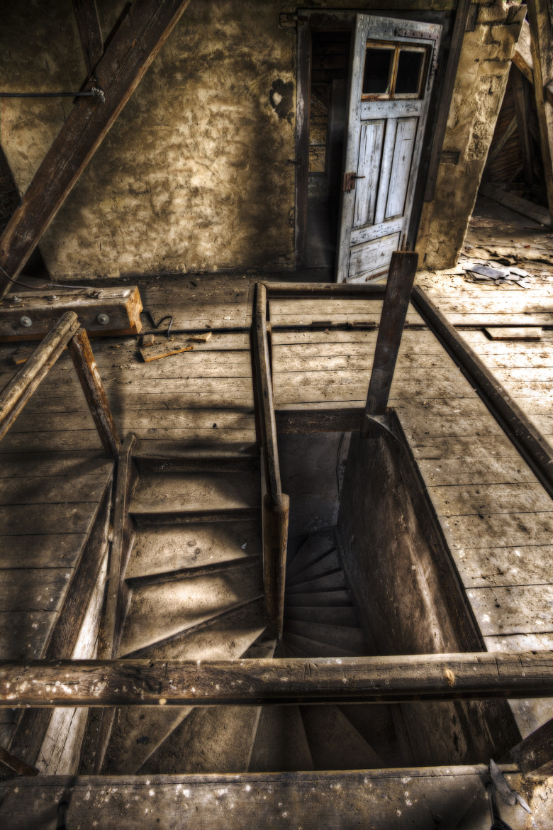 Photograph The Attic by Mathias Csader on 500px