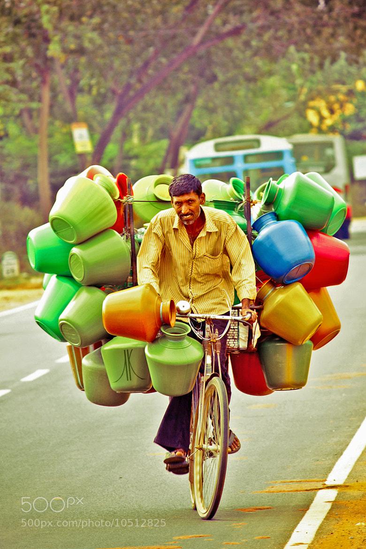 Photograph A colourful Start.. by Ashwin Karanth on 500px