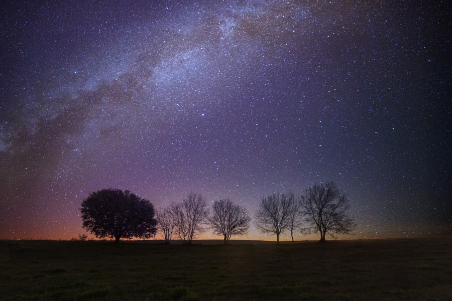 You, Me and the Universe by Pedro Quintela on 500px.com