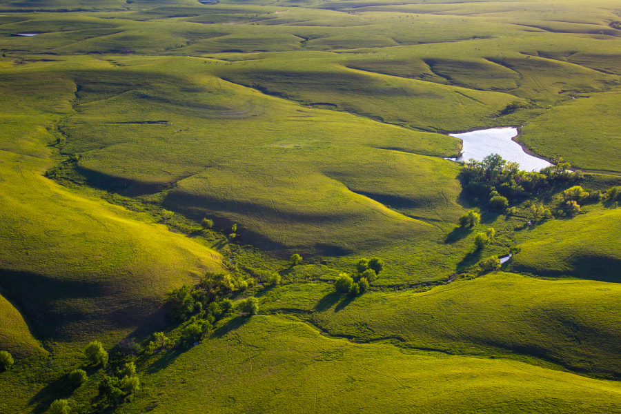 Flint Hills by Taylor Wilkes on 500px.com