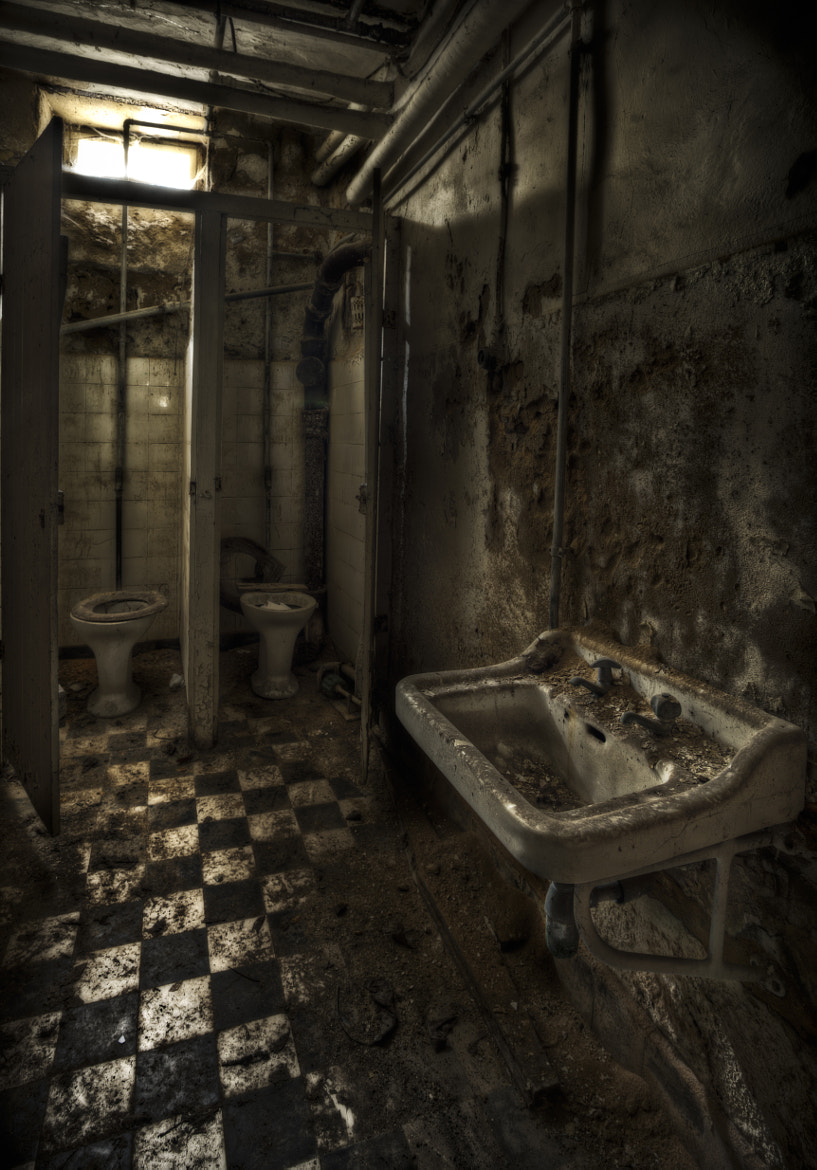 Photograph The Toilette by Mathias Csader on 500px