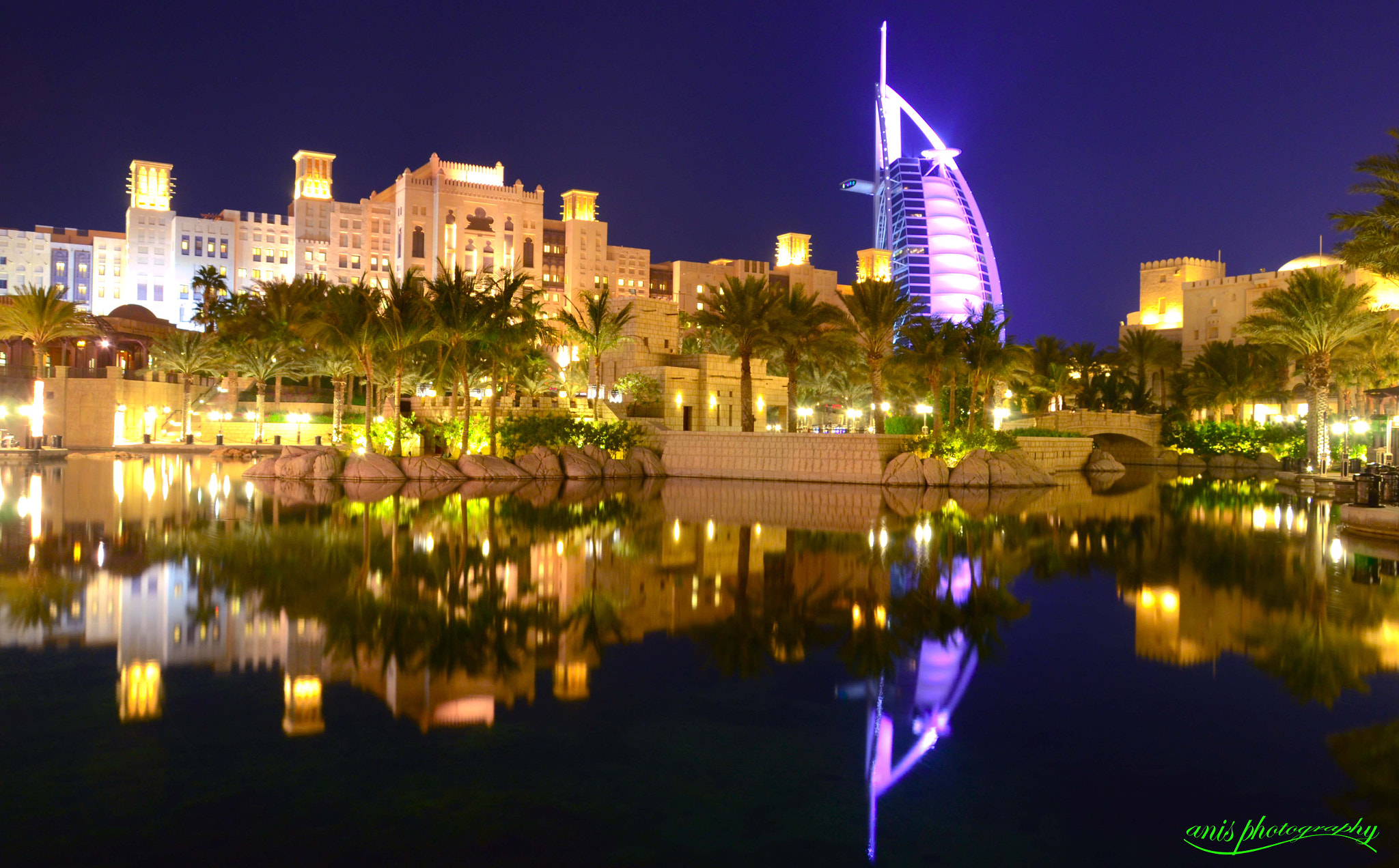 Photograph Madinat Jumeirah by Prince Anis  on 500px