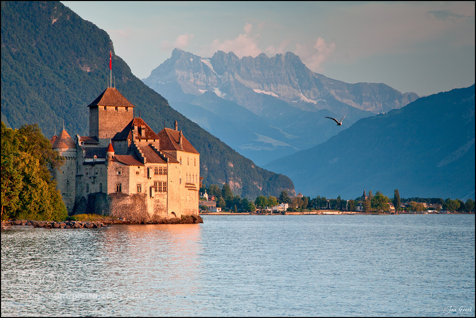 Photograph Château Chillon by Jan Geerk on 500px