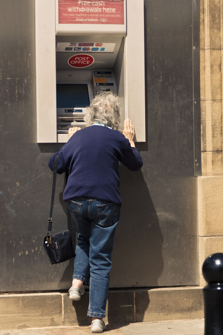 Photograph High Cash Machine by Chemival . on 500px