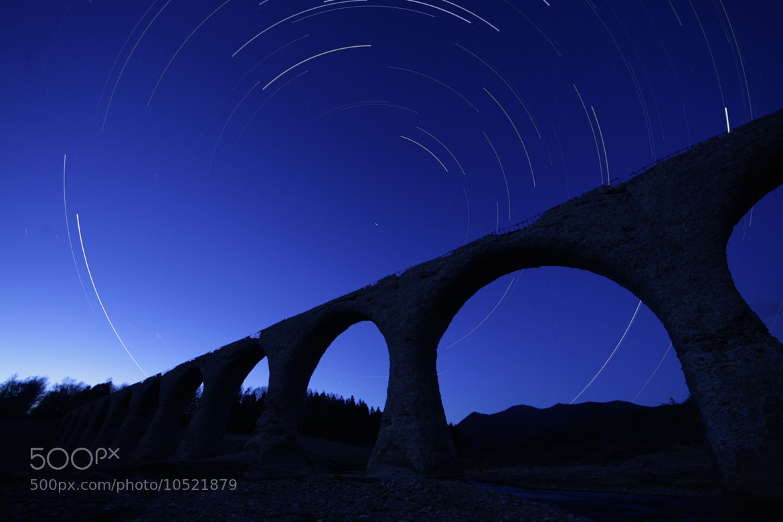 Photograph 遙かなる旅(Journey of star) by hirosima munetaka on 500px