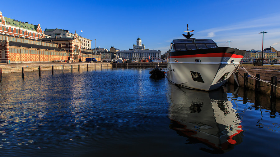 helsinki by Brian H on 500px.com