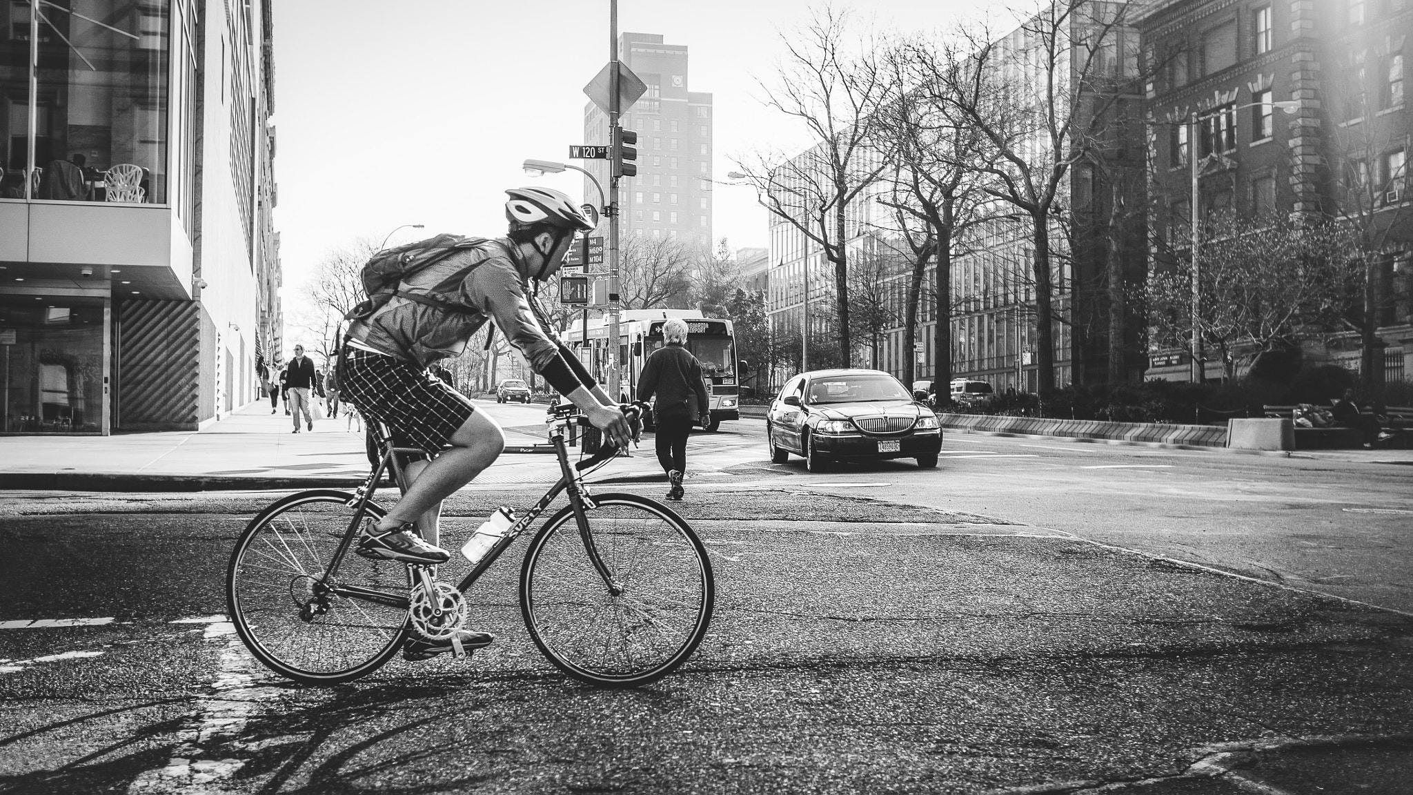 Photograph The Cyclist by Napier Lopez on 500px