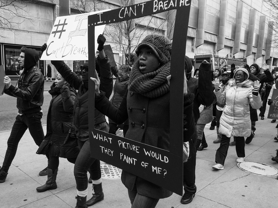 Black Lives Matter protest/ die-in by Thomas Wray on 500px.com