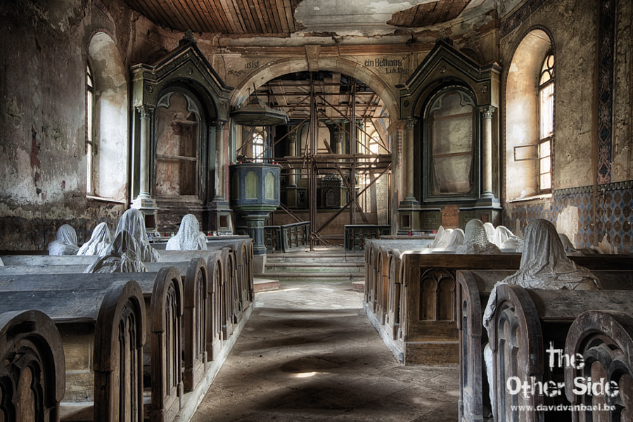 Photograph Church Of Ghosts by David Van Bael on 500px