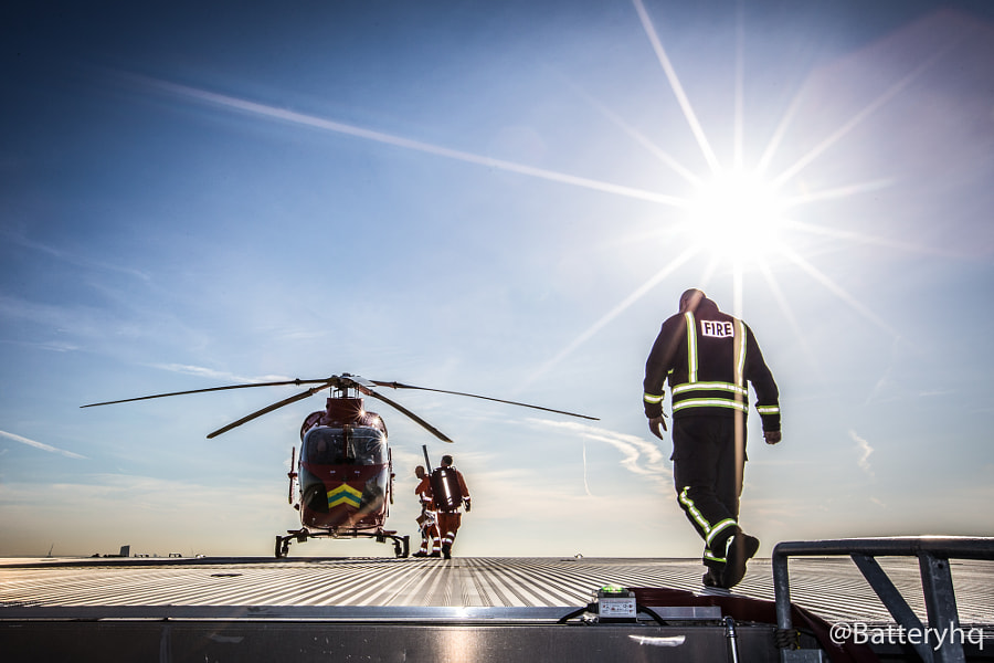 Flying with the emergency services by Andrew Lanxon Hoyle on 500px.com