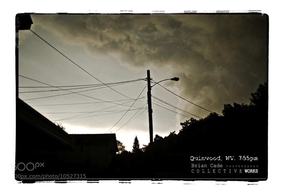 Photograph Derecho 2012 by Brian Cade Photography on 500px