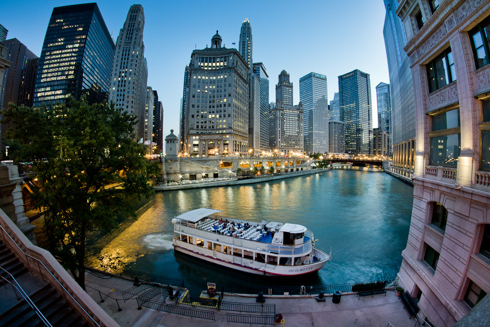 Photograph Chicago by Ojo Torpe on 500px