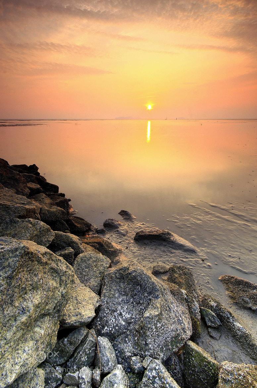 Photograph Sunset at Kampung Singkir Laut, Yan Kedah by Mohd  Sabree  on 500px