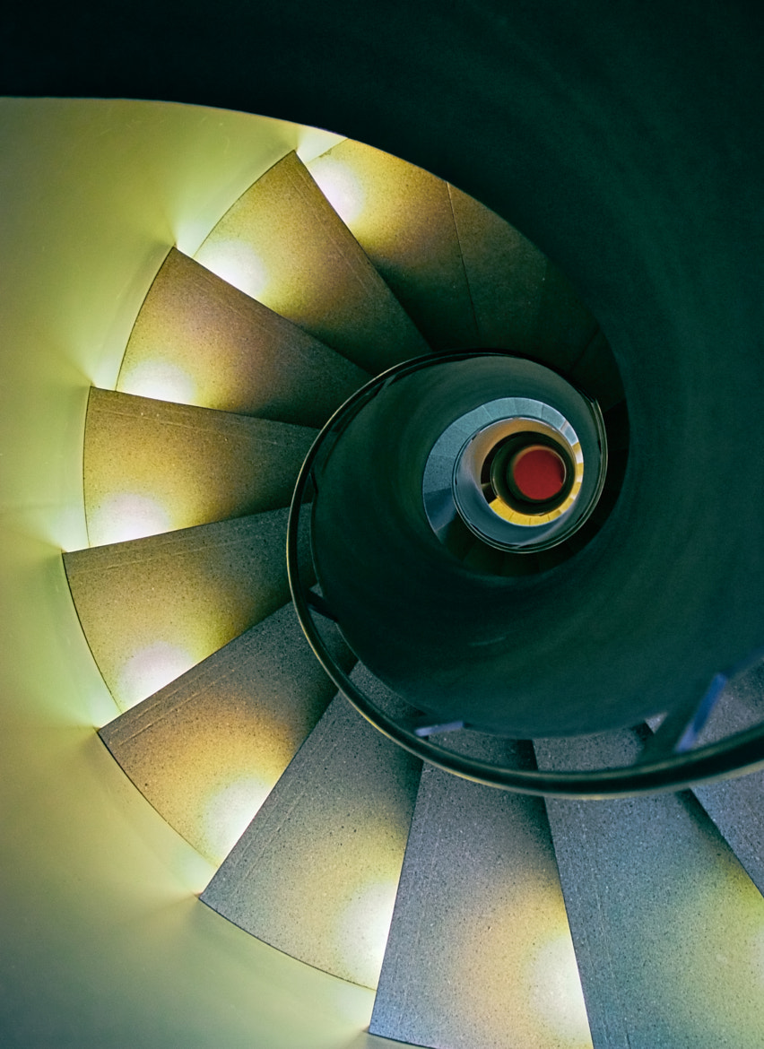 Photograph stairs by Flash Muc on 500px