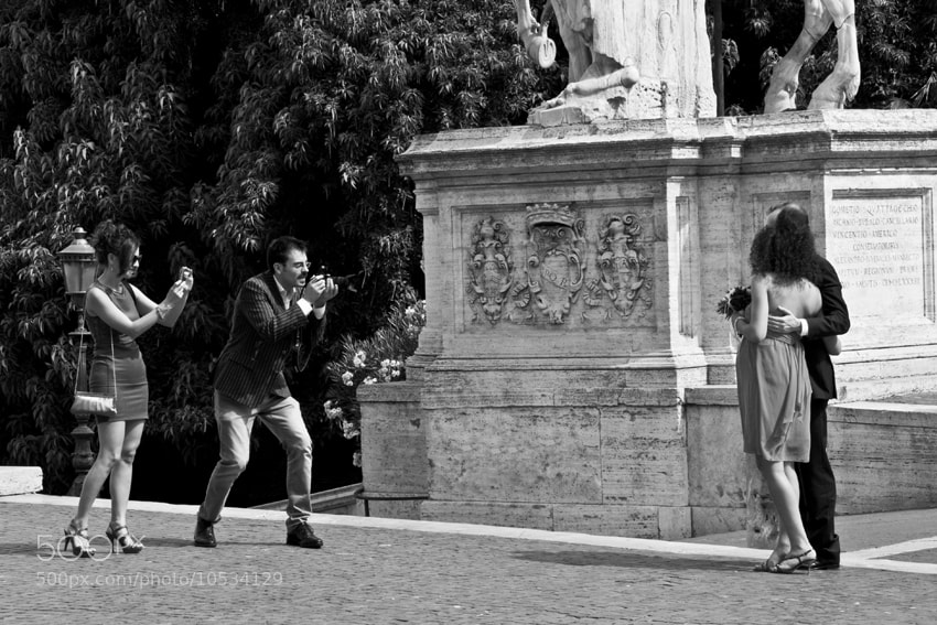 Photograph Photographers by Massimo Renzi on 500px