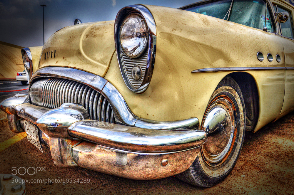 Photograph Buick - Special 1956 by turke  on 500px