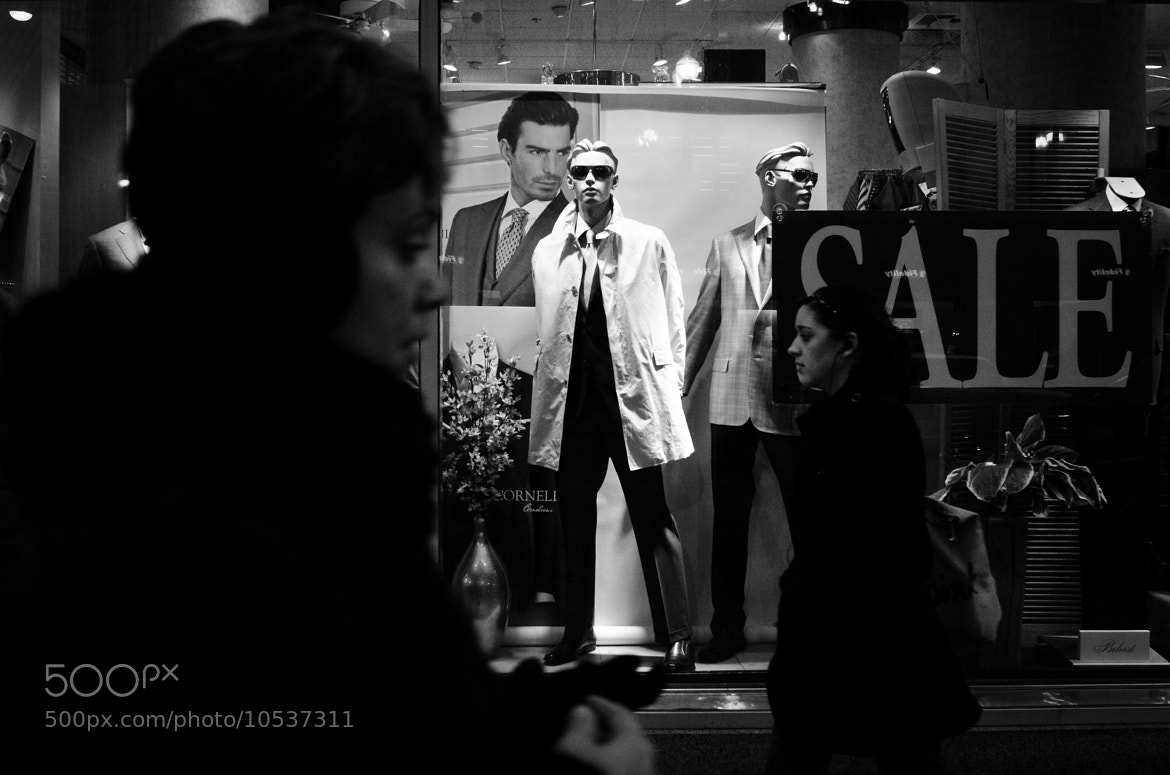 Photograph Male Mannequin by Manuel Isai on 500px