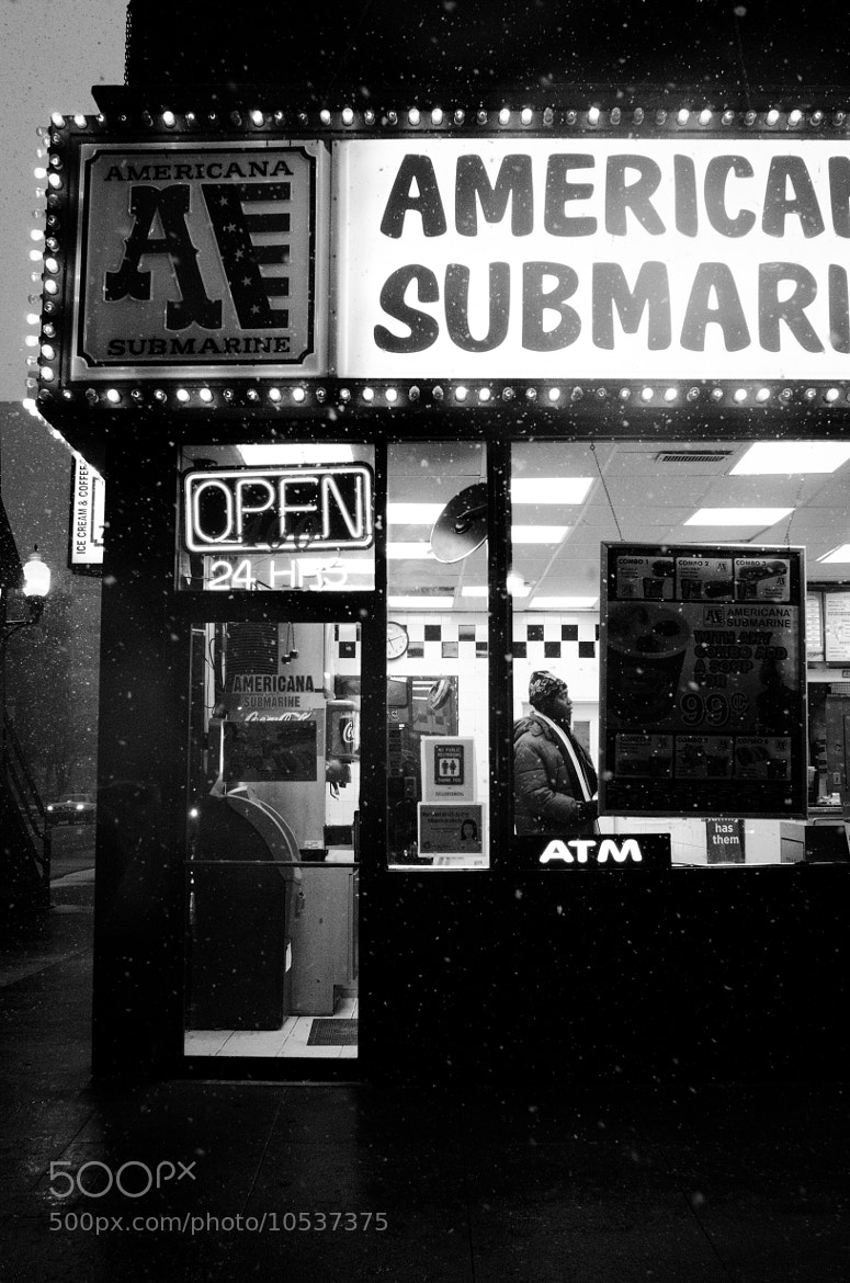 Photograph American Sub by Manuel Isai on 500px