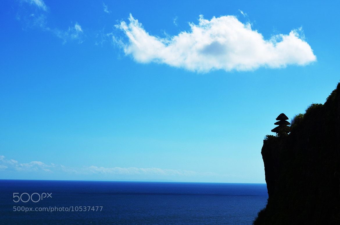 Photograph Pura at the end of the cliff by Ahau Shu on 500px