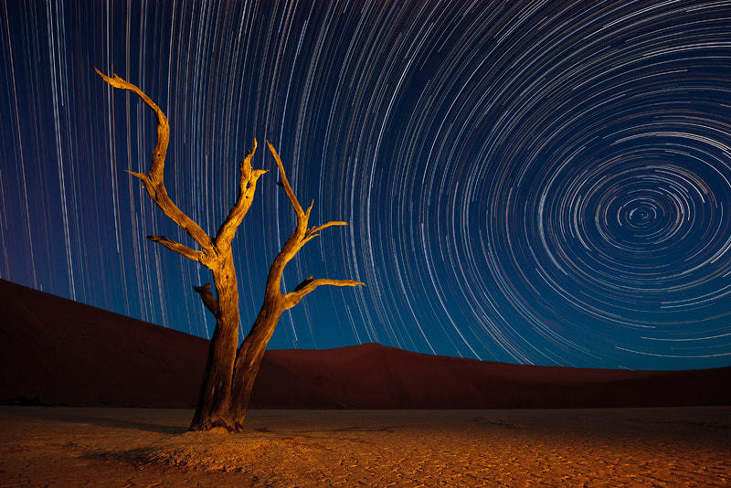 Photograph In The Dead Of The Night by Marsel van Oosten on 500px