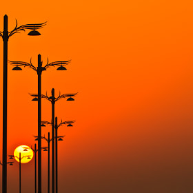 Sunset boulevard by Charlie  Joe (Charlie_Joe) on 500px.com
