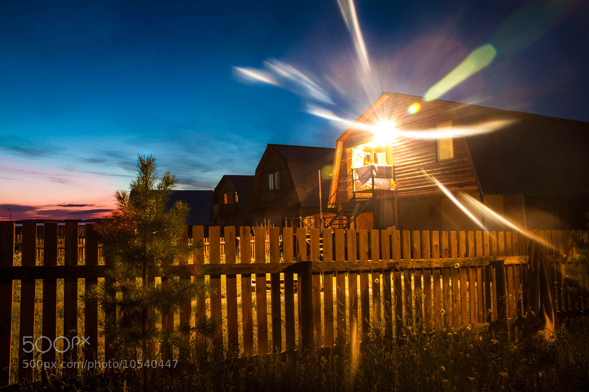 Photograph Country lights by Tatiana K on 500px