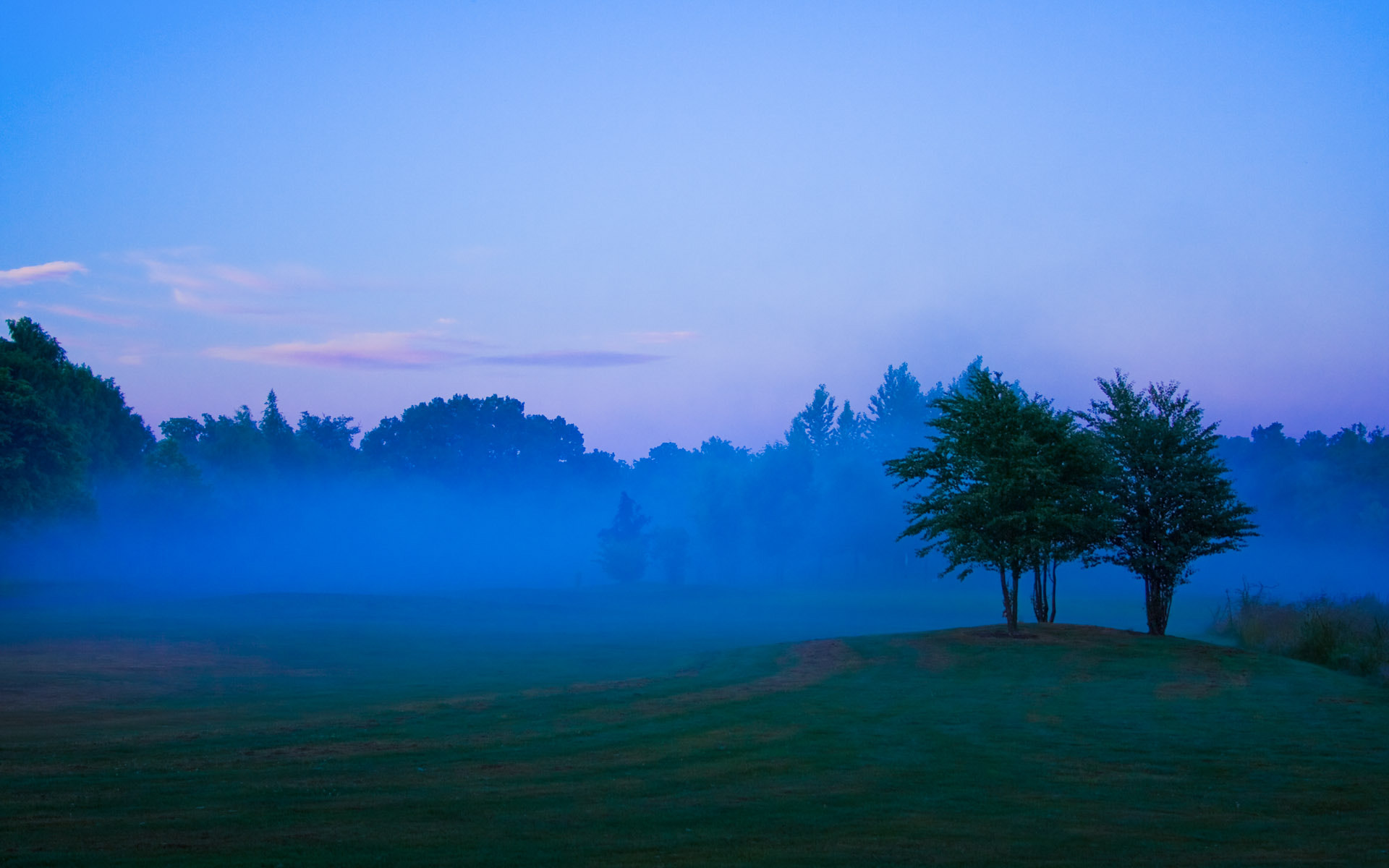 Photograph Early Golf by Peter Giger on 500px