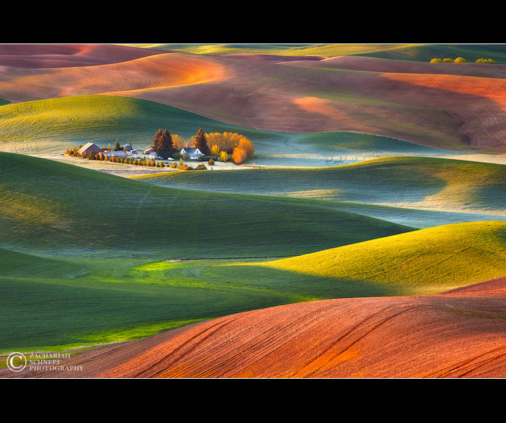 Photograph Palouse Home by Zack Schnepf on 500px