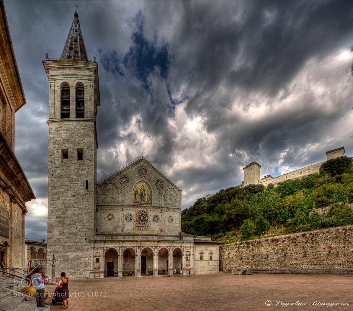 Photograph Duomo di Spoleto (PG) by Giuseppe  Peppoloni on 500px