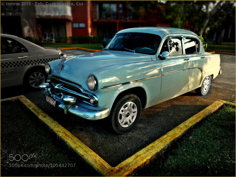 my favorite things classic dodge car 1954, guardalavaca by tmrotheranother classic dodge parked in tourist area of guardalavaca dodge kingsway custom 4 door sedan i had few hours to walk around in this area, and one thing