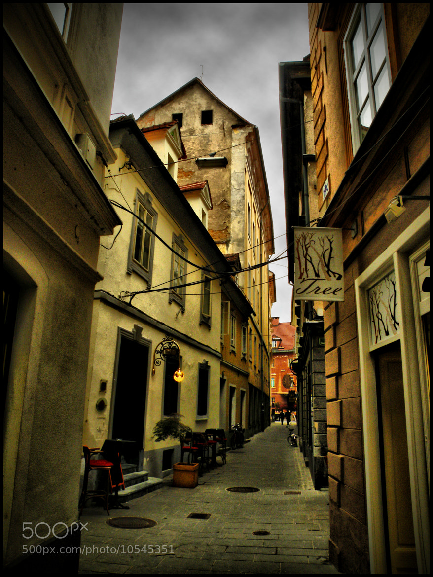 Photograph Ljubljana passage by Nikolina Bobic on 500px