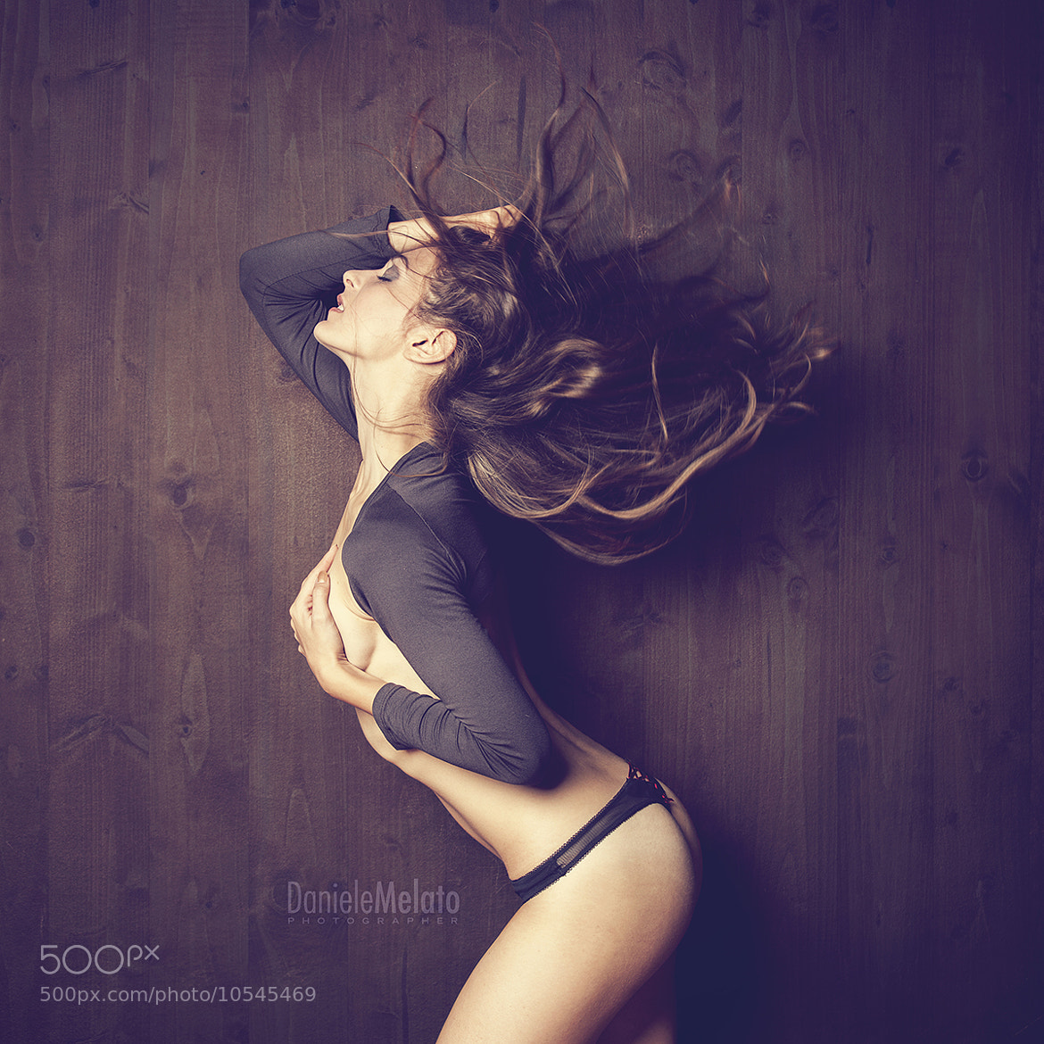 Photograph Eleonora by Daniele Melato on 500px