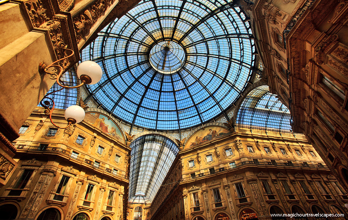 Photograph Galleria Vittorio Emanuele II by Kah Kit Yoong on 500px