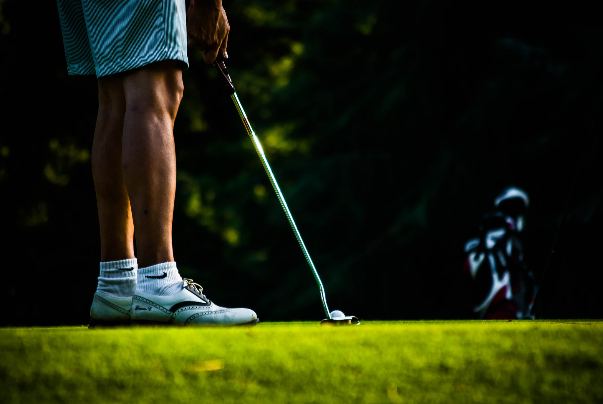 Photograph Golf Club - in the hole by Giusy Ciampetti on 500px