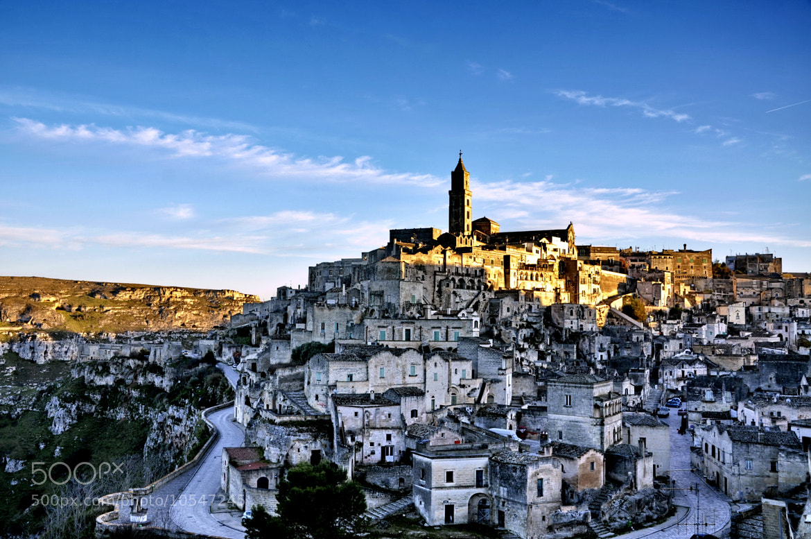 Photograph Sassi di Matera (II) by Hermes S on 500px