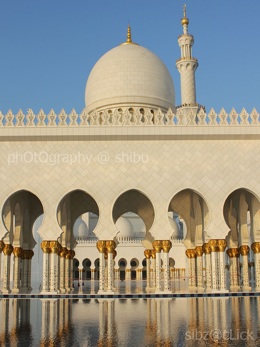 Photograph sheikh zahed mosque by shibu hasan on 500px