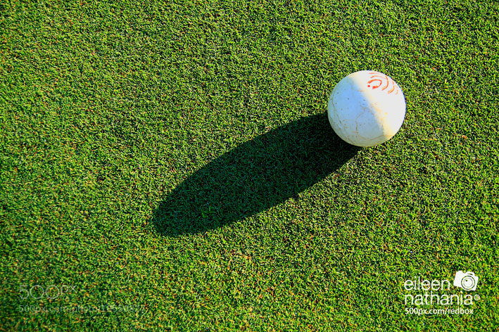 Photograph Golf court by Eileen Nathania on 500px
