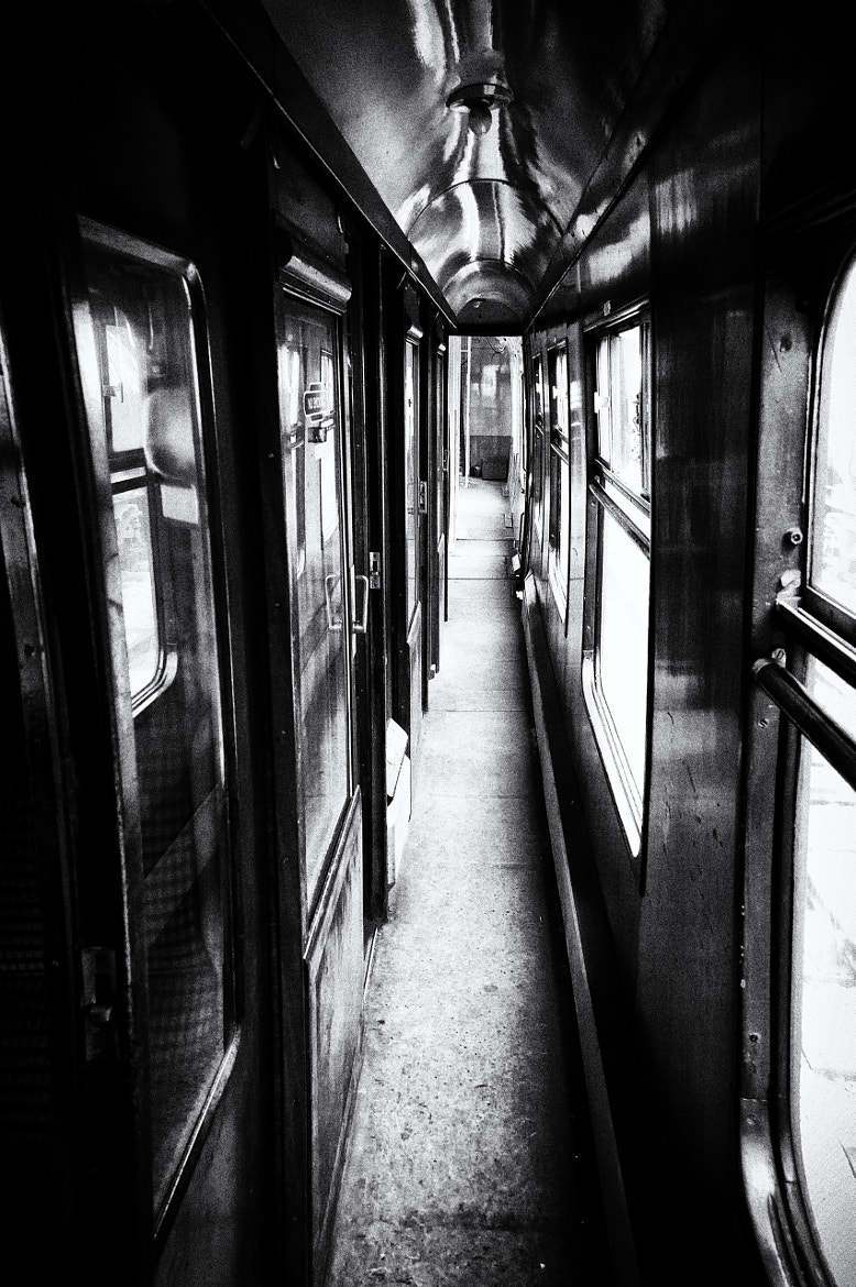 Photograph Ghost Train by Steve FGA on 500px