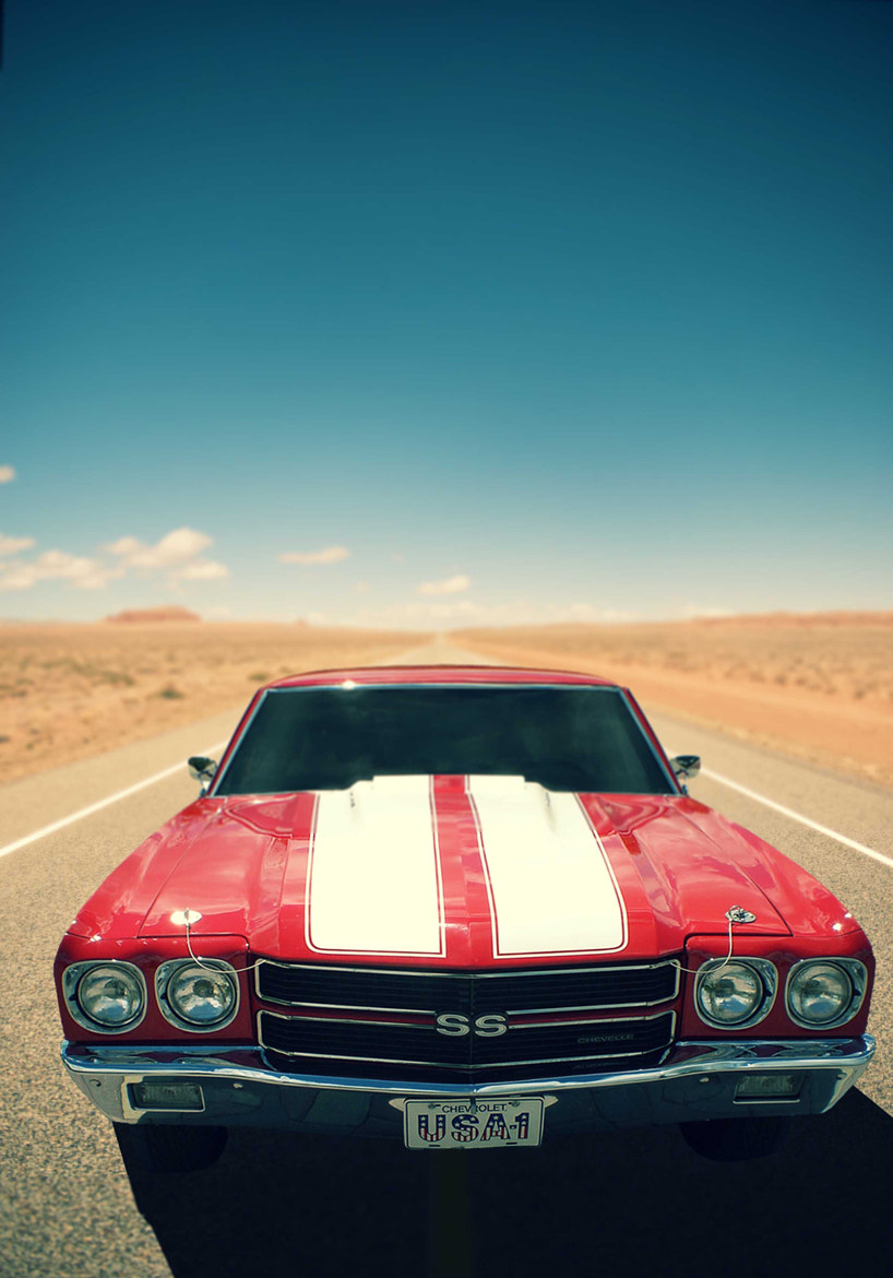 Photograph American Muscle  by John Paul on 500px